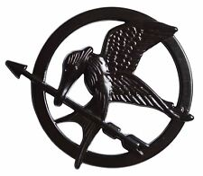 Official Hunger Games Mockingjay Pin Badge Fancy Dress Costume Accessory