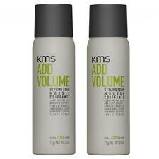 KMS Add Volume Styling Foam DUO Pack 2 x 75ml (150ml)