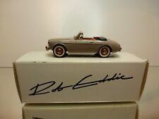 ROBEDDIE MODELS 13 VOLVO P1900 SPORTS 1956 - GREY? 1:43 - EXCELLENT IN BOX