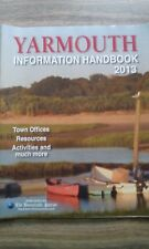 YARMOUTH CAPE COD MASSACHUSETTS INFORMATION HANDBOOK (GUIDE) (TRAVEL) 2013