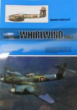 Warpaint Series No.054 - Westland Whirwind F.MkI  24 Pages     Book