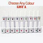 HARMONY GELISH Soak Off UV LED Gel Polish - Choose ANY Colour 15ml 0.5oz* LIST A