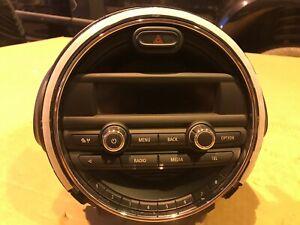 mini cooper s 2016 f55 head unit stereo