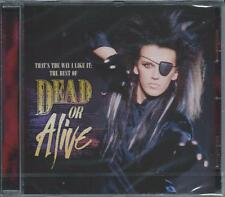 Dead or Alive - That's The Way I Like It...The Best Of (CD 2010) NEW/SEALED