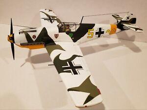 1/18 Ultimate Soldier  Xtreme Detail WWII German messerschmitt BF-109