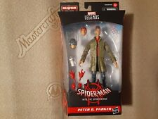 PETER B PARKER MARVEL LEGENDS ACTION FIGURE