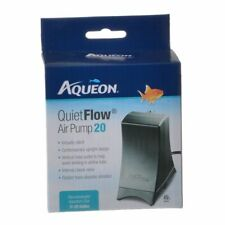 LM Aqueon QuietFlow Air Pump 20 - (11-20 Gallon Aquariums)