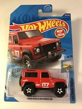 2020 Hot Wheels Factory Fresh Land Rover Defender 90