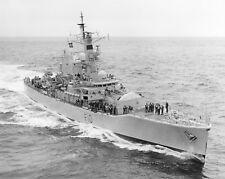 HMS Aurora, un Leander Frégate de classe. A3 imprimé photo