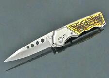 Messer/Jagdmesser/Taschenmesser/Klappmesser ca21cm #8-1044