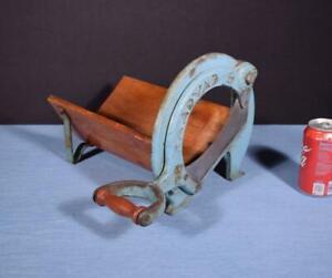 *Vintage Danish Raadvad Bread Cutter Model 294