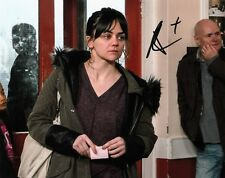 "HAYLEY SQUIRES AUTOGRAPH SIGNED 10""X8""  PHOTO  (I, DANIEL BLAKE )  COA   55"