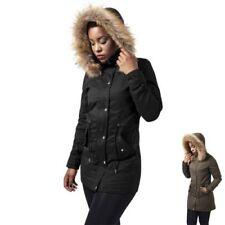 Cappotti e giacche da donna con doppiopetto Parka