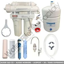 Reverse Osmosis Water Filter Purifiers + NSF Membranes + All RO Filters RON-4-G
