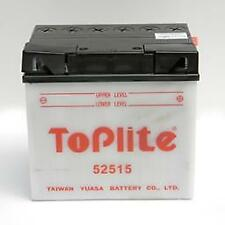 TOPLITE YUASA Motorrad Batterie BMW 52515 25AH