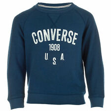 Converse Cotton Blend Boys' Jumpers & Cardigans