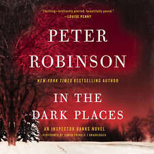 In the Dark Places by Peter Robinson 2015 Unabridged CD 9781504646727