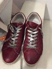 LEATHER CROWN SCARPA UOMO  NEW
