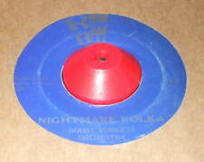 BOBBY ROBERTS ORCHESTRA Nightmare Polka 45 RECORD PRIVATE MN KAY BEE RECORDS