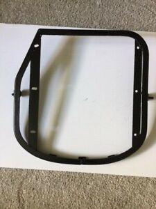 AH Austin Healey 100-6 3000 LEFT FRAME SEAT BASE  Used  OEM