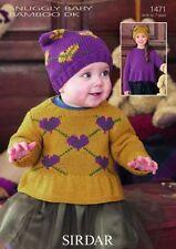 Sirdar Baby Hats Patterns