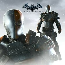 Batman Arkham Origins Deathstroke Challenge Pack DLC (european code/no game)PS3