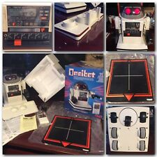 New ListingVintage 1980's Tomy Omnibot 5402 Robot - Clean Tested & Working - Complete W/Box