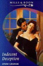 Indecent Deception,Lynne Graham