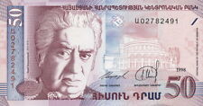 Armenien / Armenia 50 Dram 1998 Pick 41 (1)