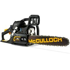 "McCulloch CS 35S 14"" Petrol Chainsaw 36cc 2 Stroke Engine"