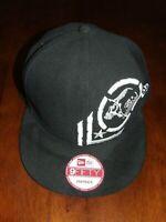 METAL MULISHA Snapback 9Fifty New Era Stitched LOGO Men's HAT CAP