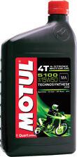 MOTUL 5100 ESTER/SYNTHETIC ENGINE OI L 15W-50 1QT 108090