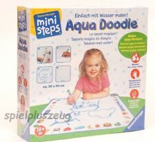 Aqua Doodle Mini Steps Malen ohne Flecken Ravensburger NEU OVP
