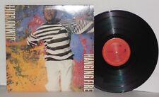 Jimmy Cliff Hanging Fire LP 1988 Columbia Records C 40845 Reggae Vinyl VG Plus