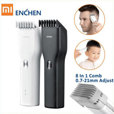 Xiaomi Enchen Professional Hair Clipper Men Barber Trimmer Shaver Ceramic Cutter