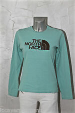 pull sweat turquoise femme THE NORTH FACE taille M (38/40) excellent état