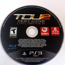 TEST DRIVE UNLIMITED 2 (PS3 GAME) (DISC ONLY) 1431