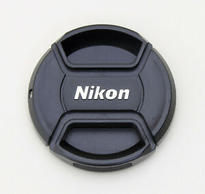 55mm Center Pinch Front Lens Cap for Nikon LC-55A AF-P 18-55mm NEW