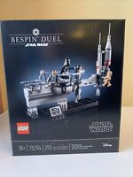 Lego Star Wars 75294 Bespin Duel - New, Sealed