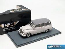 DKW 3=6 F94 Universal Light Grey/Grey 1955 NEO 45090 1:43