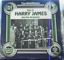 Harry James & his Orchestra, 1943-1953, Volume 5    Hindsight Records