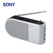 Sony ICF304 FM/AM Analog Portable Radio, Battery Operated / Genuine