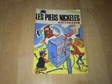 E.O LES PIEDS NICKELES N° 80 ARTISANS