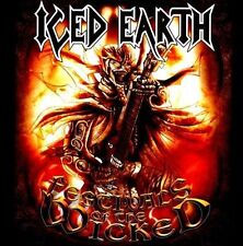 Festivals of the Wicked ICED EARTH CD ( FREE SHIPPING)