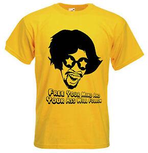 Free Your Mind T-Shirt Funkadelic Bootsy Collins S-XXXL