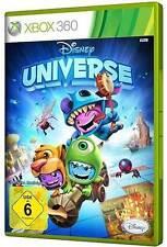 Microsoft XBOX 360 Spiel ***** Disney Universe **************************NEU*NEW