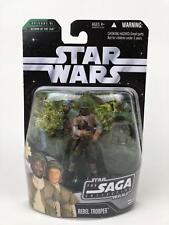 Star Wars Saga Collection REBEL TROOPER Variant #046 Battle of Endor Figure