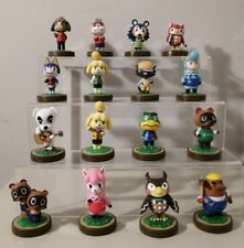 Nintendo Amiibo ANIMAL CROSSING *YOU CHOOSE* Loose Displayed Only