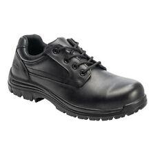 Avenger Men's   A7117 Composite Toe EH Slip Resistant Oxford Black Full Grain
