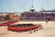 B88890 trooping the colour london military  uk